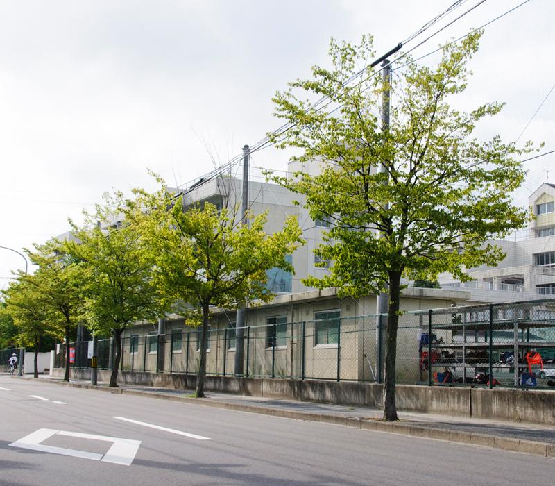 富沢中学校